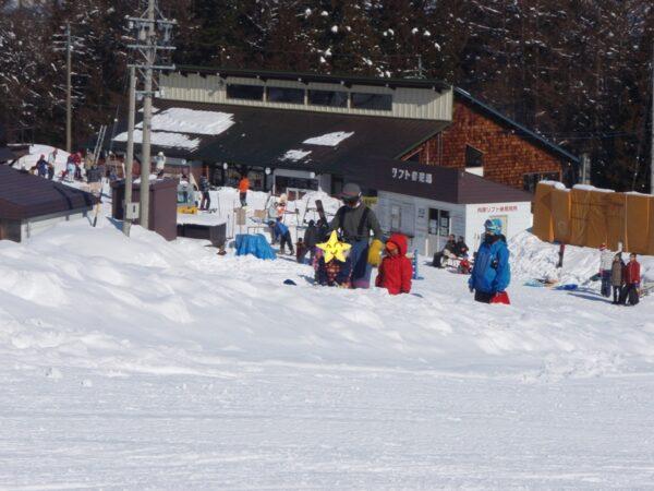 木島平スキー場こども広場