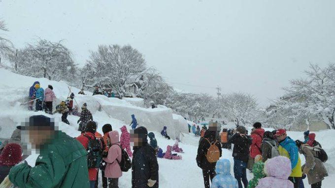 飯山雪まつり「飯山アドベンチャー」