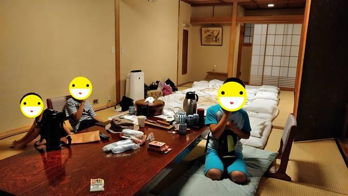 古久屋の部屋