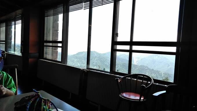 横手山ドライブイン展望レストラン