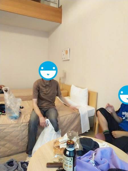 アイソネット草津の部屋