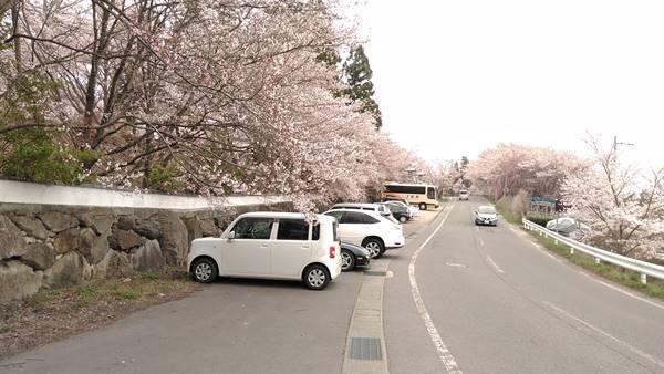 中野市谷厳寺駐車場
